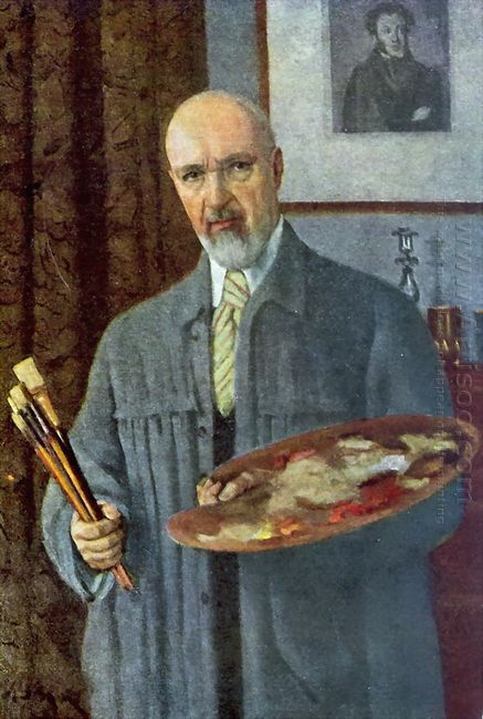 Self Portrait 1953