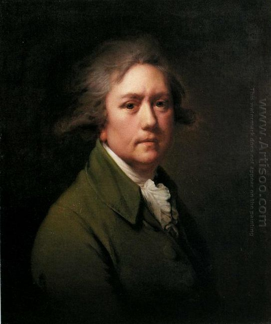 Self Portrait At The Age Of About Fifty