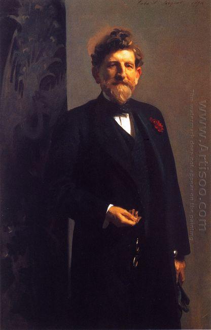 Senator Calvin Brice 1898