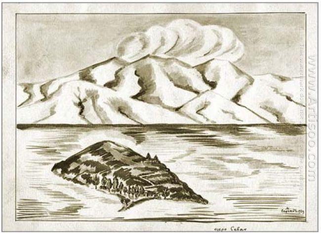 Sevan Lake 1929