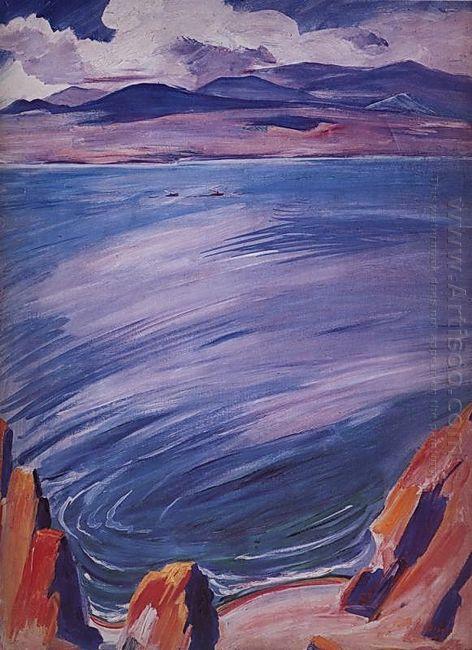 Sevan Lake 1936