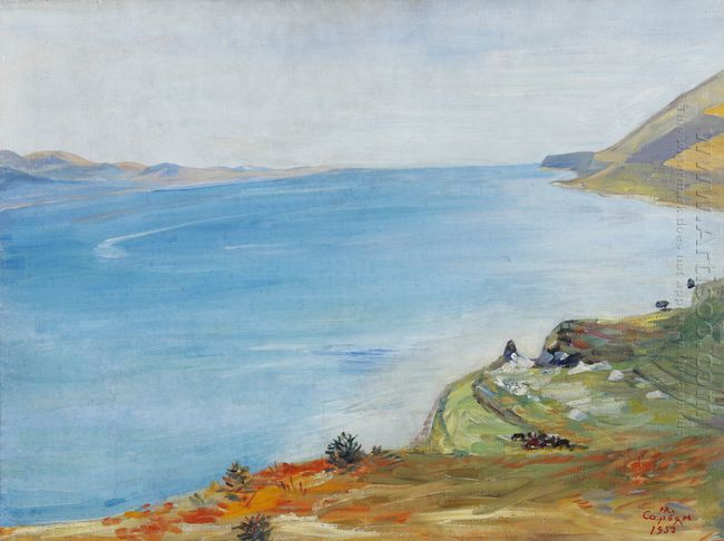 Sevan Lake 1953