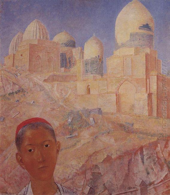 Shah I Zinda 1921