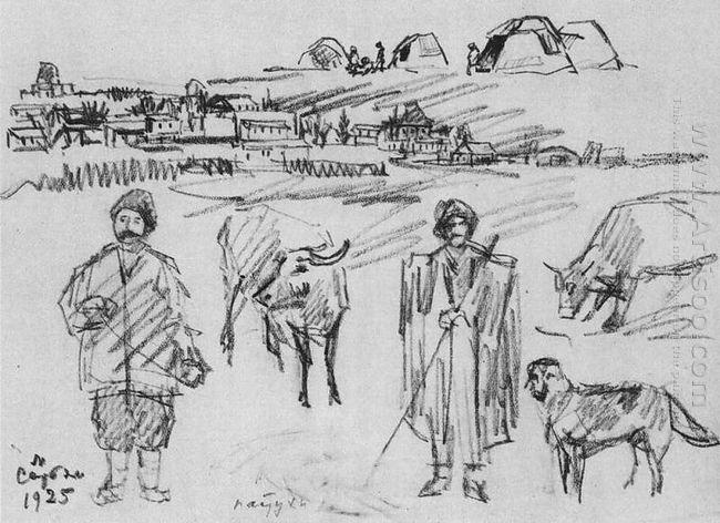 Shepherds 1925