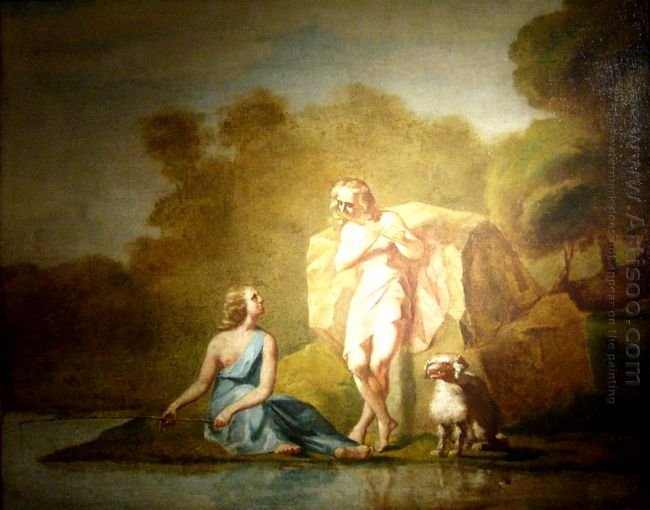 Shepherds Of Arcadia 1843