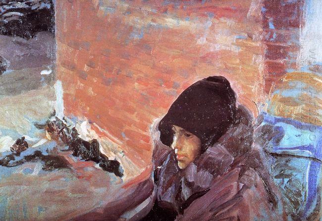 Sick Maria 1907