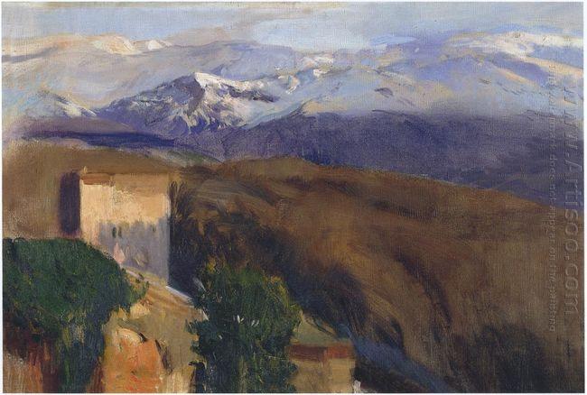 Sierra Nevada Granada 1917