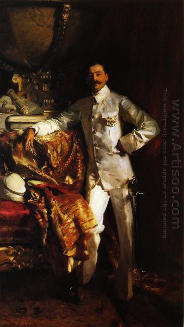 Sir Frank Swettenham 1904