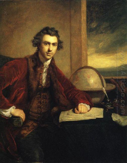 Sir Joseph Banks 1772