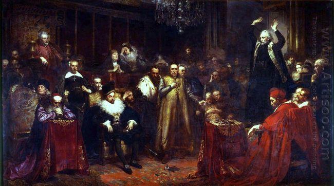 Skarga S Sermon 1864