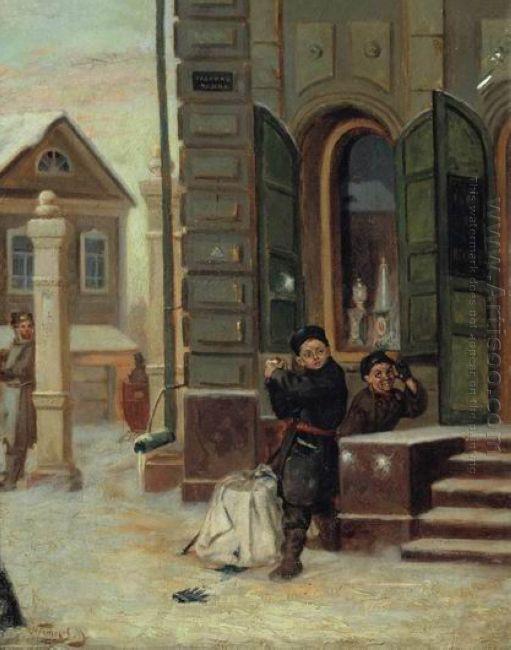 Snowballs 1879