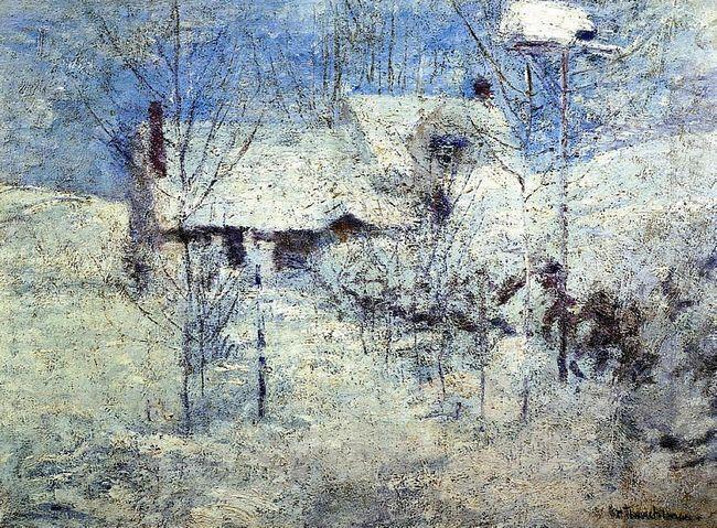 Snowbound 1900