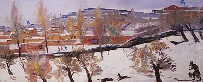 Southern Winter 1934