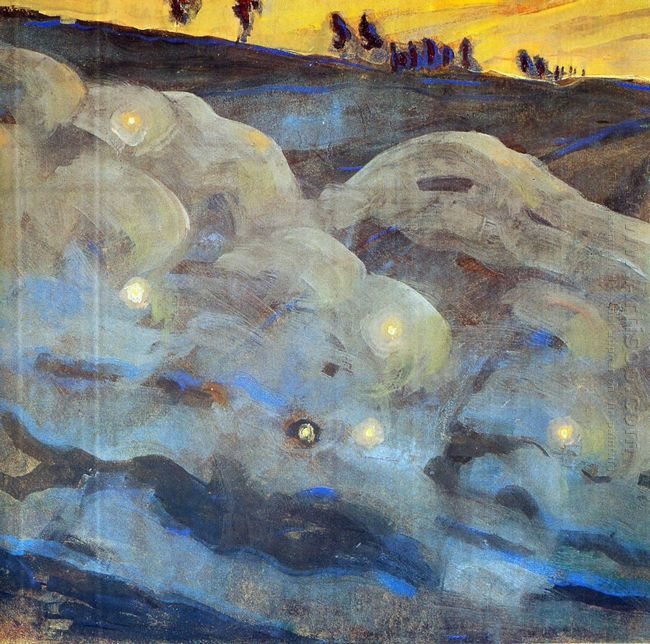 Sparks I 1906