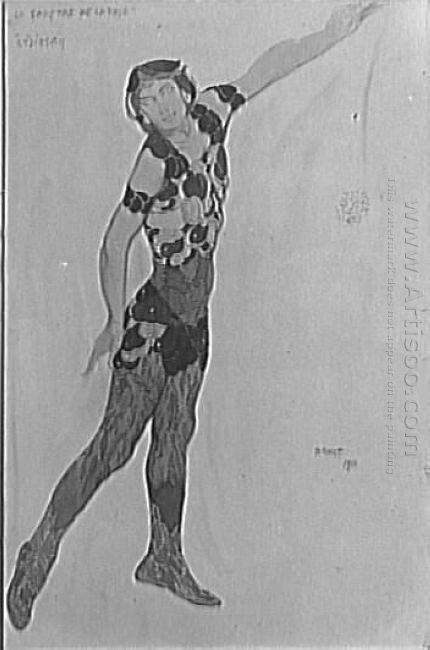 Spectre De La Rose 1911