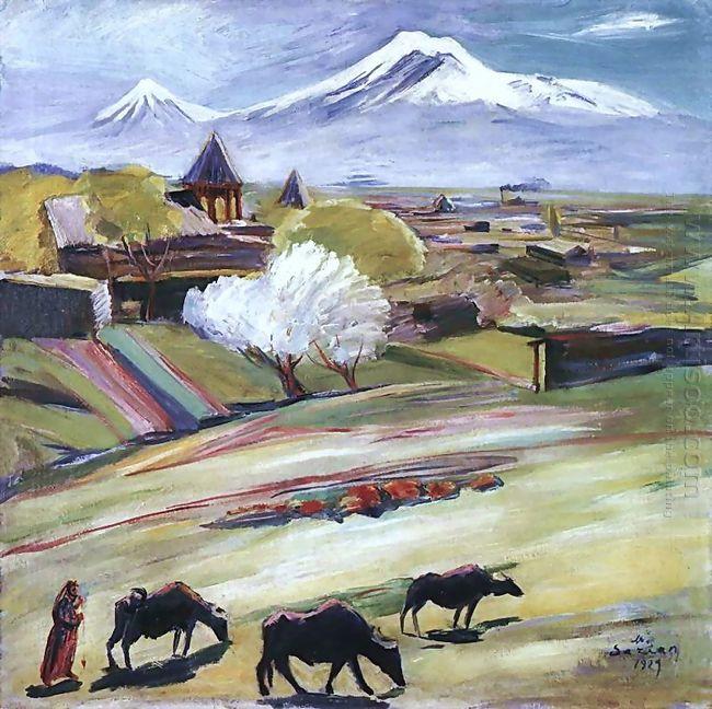 Spring Day 1929