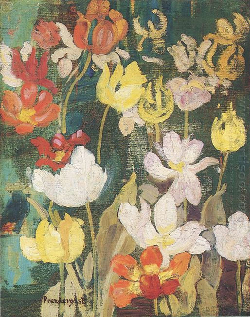 Spring Flowers 1904
