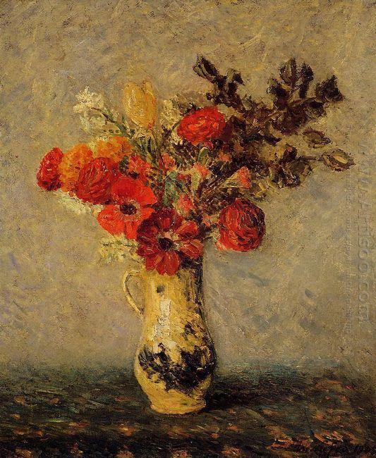 Spring Flowers 1905