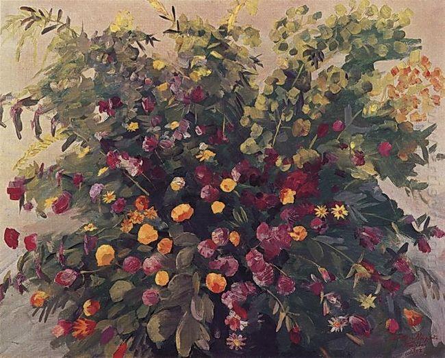 Spring Flowers 1947