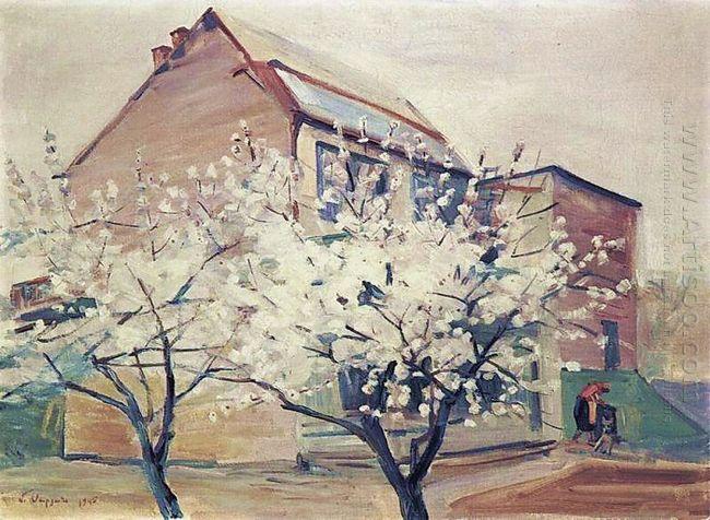 Spring In My Garden 1945
