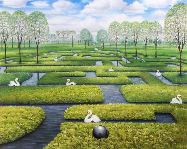 Spring Labyrinth 2004