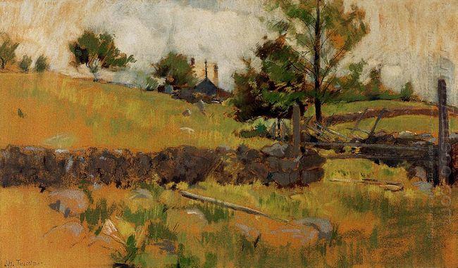 Spring Landscape 1891