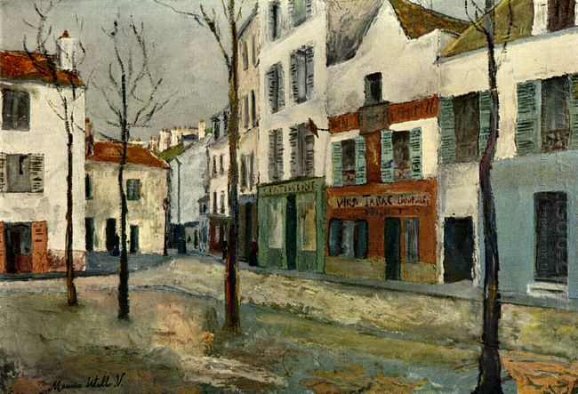 Square Tertre On Montmartre 2