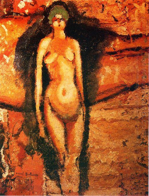 Standing Nude 1910 1