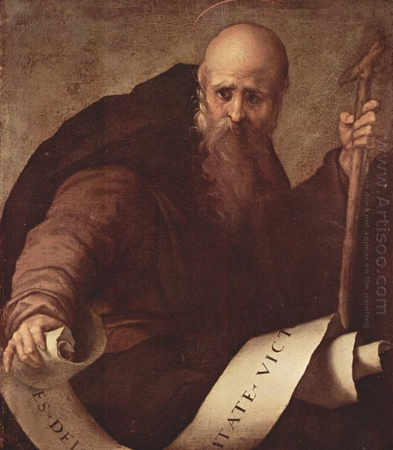 St Anthony Abbot 1519