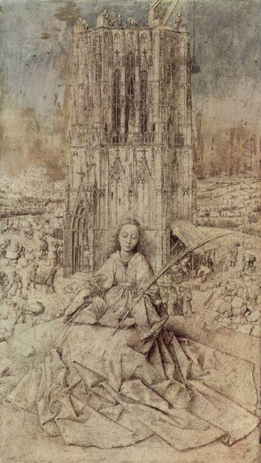 St Barbara 1437 1