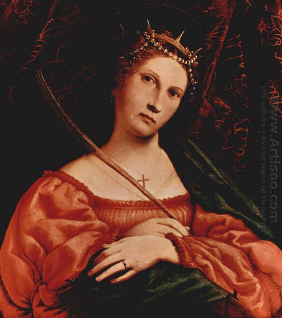 St Catherine Of Alexandria 1522