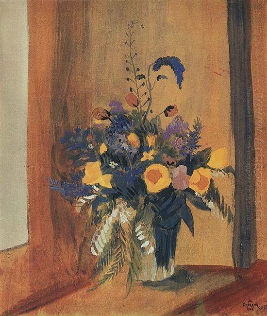 Steppe Flowers 1909