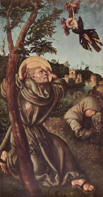 Stigmatiasation Of St Francis
