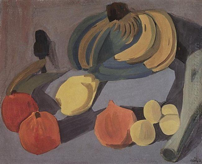 Still Life Bananas 1911