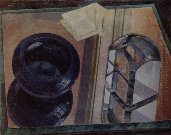 Still Life With An Ashtray 1920