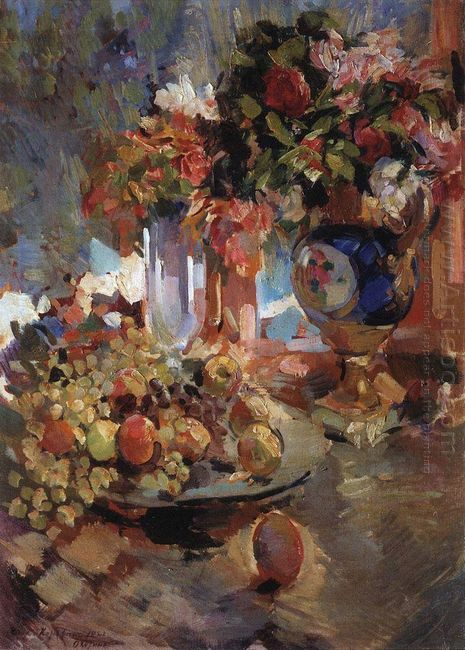 Still Life With Blue Vase 1922