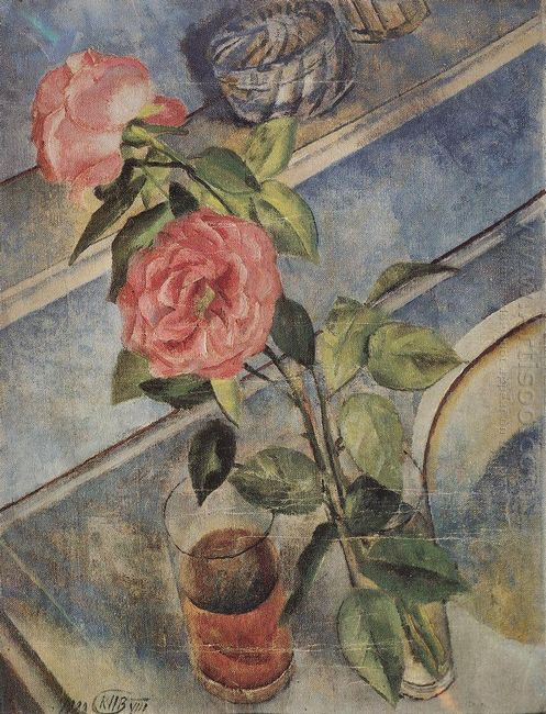 Still Life With Roses 1922