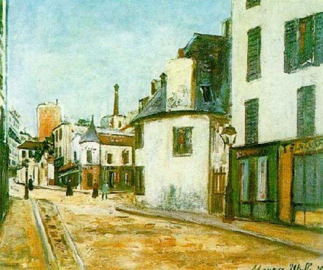 Street Mont Cenis
