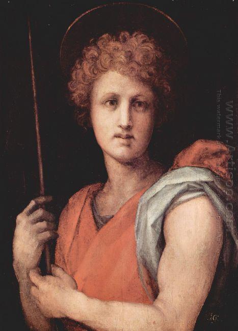 St Sebastian 1515