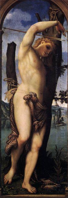 St Sebastian 1531