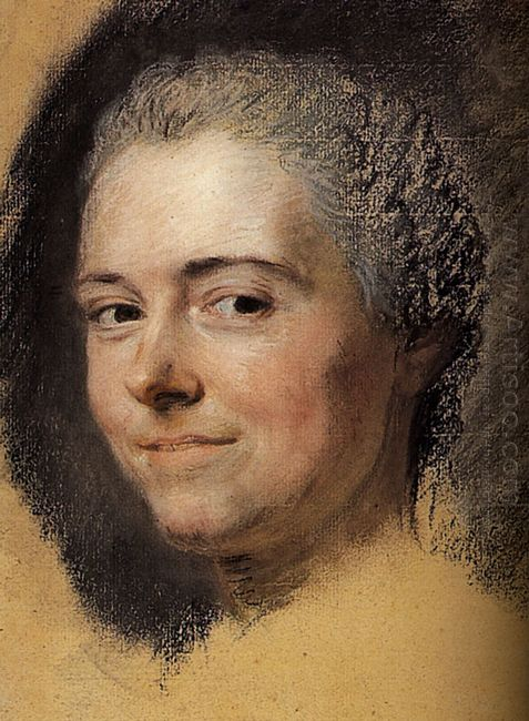 Study For Portrait Of Mademoiselle Dangeville 2