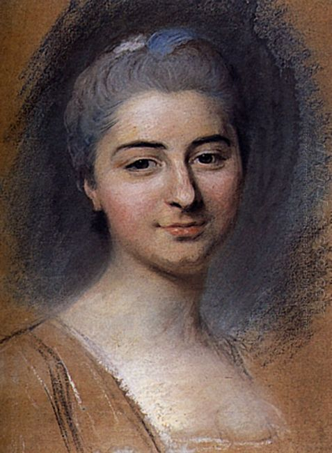 Study For Portrait Of Unknown Woman 7