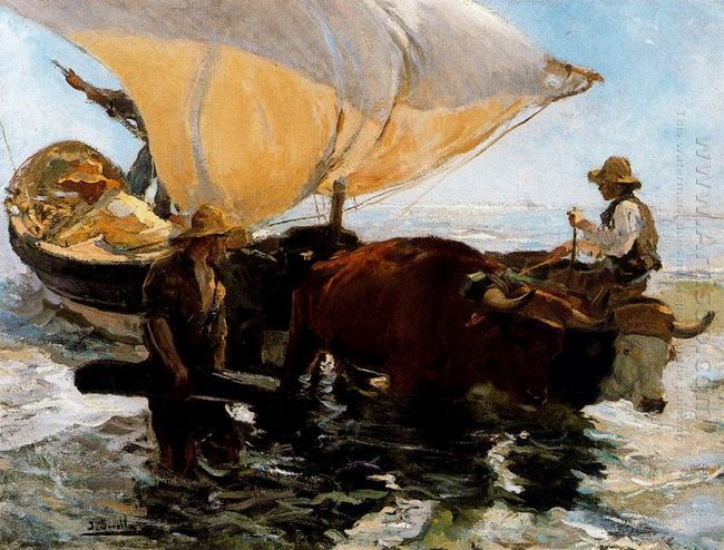 Study For The Comeback Of The Fisheries 1894