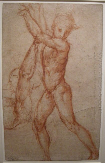Study Of Nude 1518