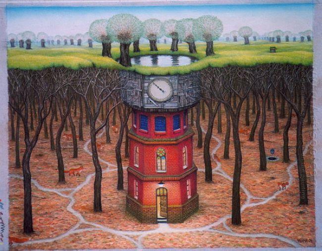 Subconscious Tower