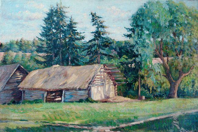 Summer Landscape 1948