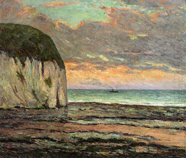 Sunset 1902