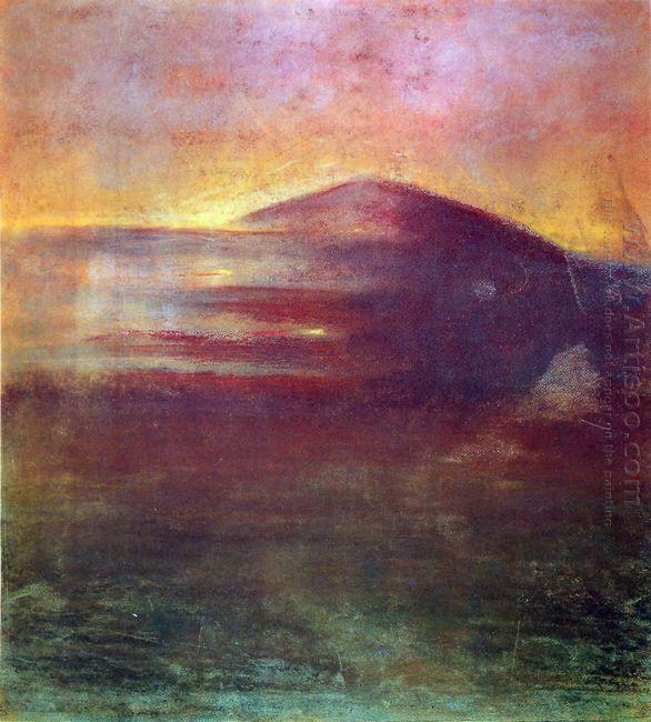 Sunset 1904