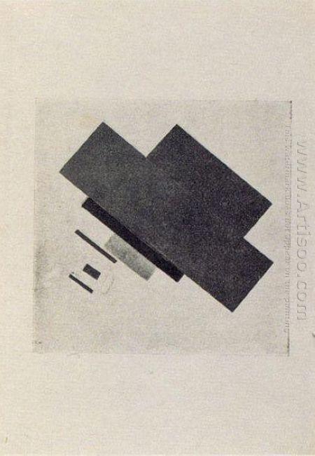 Suprematic Track 1916