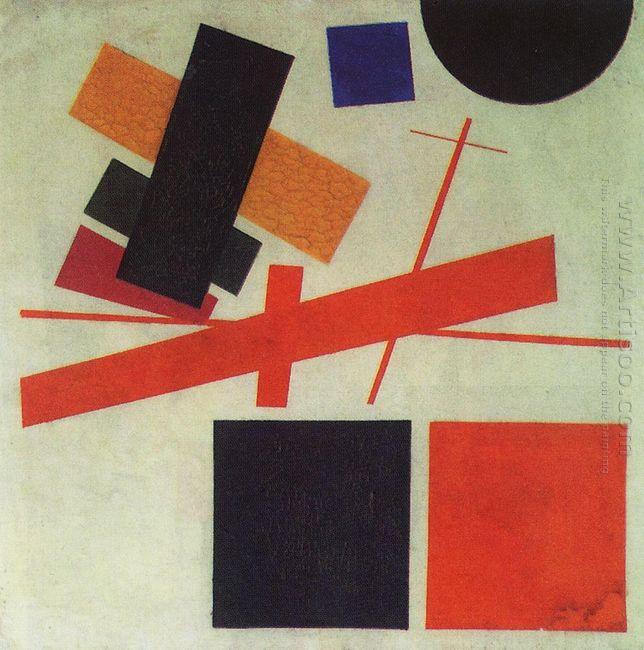 Suprematism 1915 5